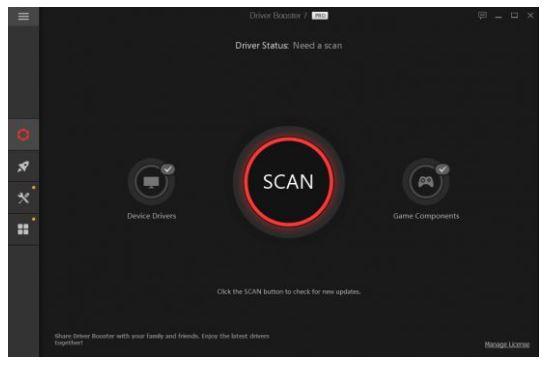 IObit Driver Booster Pro Portable