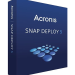 Acronis Snap Deploy 5.0.2028 Bootable ISO [Latest]