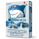 Advanced Codecs for Windows 7 / 8.1 / 10 v13.9.8 [Latest]