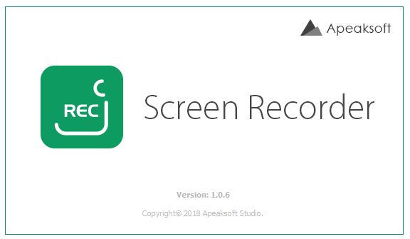 Apeaksoft Screen Recorder