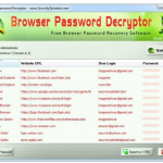 Browser Password Decryptor 13.0 [Latest]
