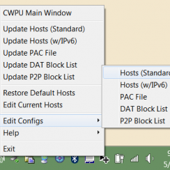 Combined Windows Privacy Utilities