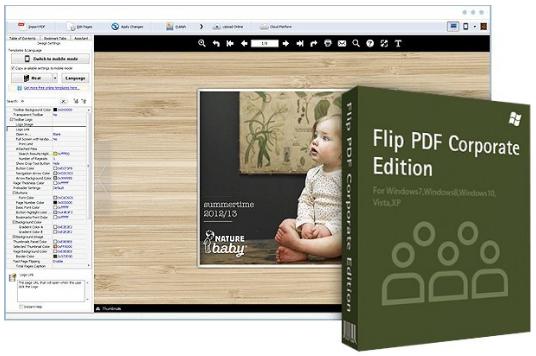 Flip PDF Corporate