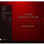 Gandalf's Windows 10PE x64 Redstone 5 (09-01-2019) [Latest]