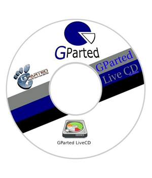 Gnome Partition Editor (GPartEd)