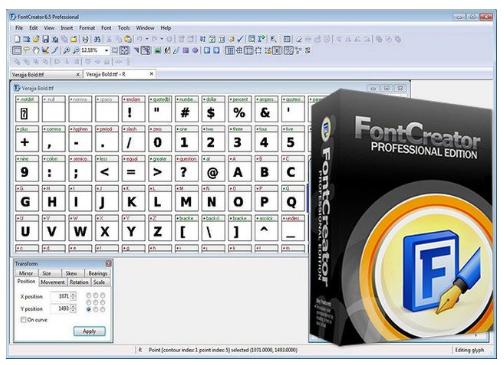 High-Logic FontCreator Pro
