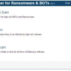K7-Scanner-for-Ransomware-BOTs