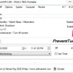 PreventTurnOff 1.41 + Portable [Latest]