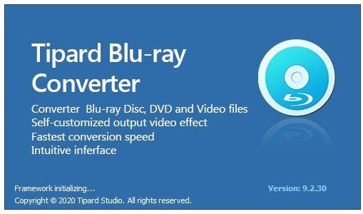 Tipard Blu-ray Converter