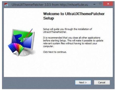 UltraUXThemePatcher