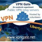 VPN Gate Client Plug-in Build client 2020.12.01 Build 9745 [Latest]