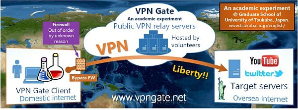 VPN Gate Client Plug-in