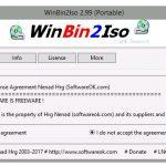 WinBin2Iso 4.23 + Portable [Latest]