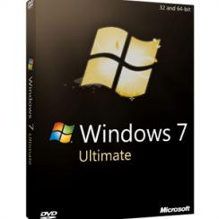 Windows 7 SP1 Ultimate 2020