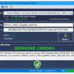 Windows and Office Genuine ISO Verifier 8.8.18.20 [Latest]