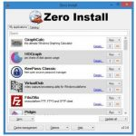 Zero Install 2.18.5 Free Download [Latest]