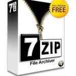 7-Zip 20.02 alpha + Portable [Latest]