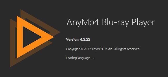AnyMP4 Blu-ray Player