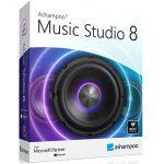 Ashampoo Music Studio 8.0.3 / 2020 v1.8.1 Portable [Latest]