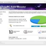 Chris-PC RAM Booster 5.10.12 Portable [Latest]