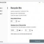 Cyrobo Auto Recycle Bin 1.10 Multilingual [Latest]