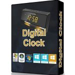 Digital Clock 4.7.8 + Portable [Latest]