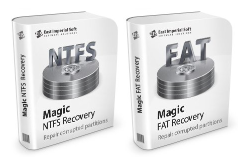 East Imperial Soft Magic NTFS & FAT Recovery