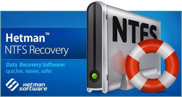 Hetman NTFS & FAT Recovery