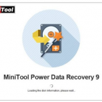 MiniTool Power Data Recovery Business Technician 9.1 Build 29.10.2020 Portable + WinPE [Latest]