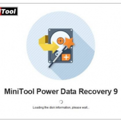 MiniTool Power Data Recovery Business Technician 9