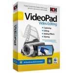 NCH VideoPad Video Editor Pro 10.00 Beta Portable [Latest]