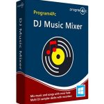 Program4Pc DJ Music Mixer 8.5 Portable [Latest]