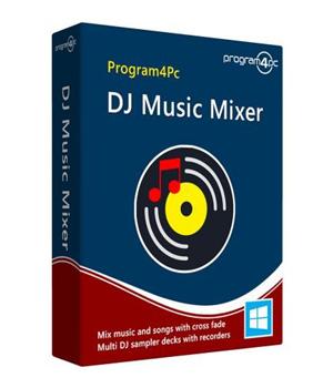 Program4Pc DJ Music Mixer