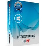 Recovery Toolbox for PDF 2.10.25.0 Portable [Latest]