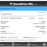 SmartDrive-Wiz 1.1.2 [Latest]