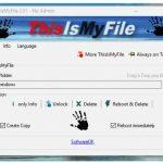 ThisIsMyFile 3.33 + Portable [Latest]