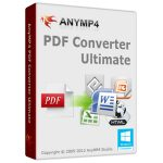AnyMP4 PDF Converter Ultimate 3.3.30 Portable [Latest]