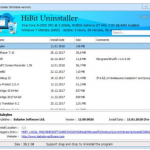 Hibit Uninstaller 2.5.45 + Portable [Latest]