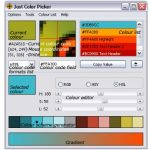 Just Color Picker 5.5 + Portable [Latest]