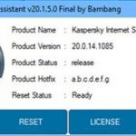 Kaspersky Tweak Assistant version 21.1.8.8 Final [Latest]