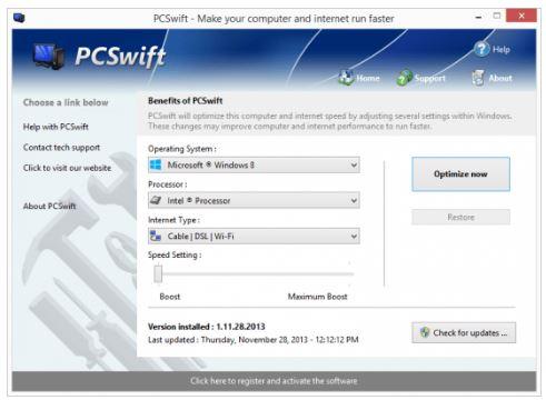 PGWare PCSwift