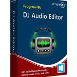 Program4Pc DJ Audio Editor 8.2 Portable [Latest]