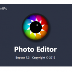 Program4Pc Photo Editor 7.6 Portable [Latest]