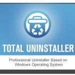 Total Uninstaller 3.20.9.1703 Portable [Latest]
