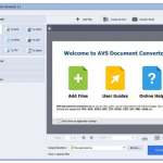 AVS Document Converter 4.2.5.270 [Latest]