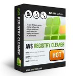 AVS Registry Cleaner 4.1.6.292 [Latest]