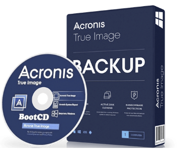 Acronis True Image 2021 Bootable ISO