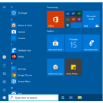 Backup Start Menu Layout 1.4 [Latest]