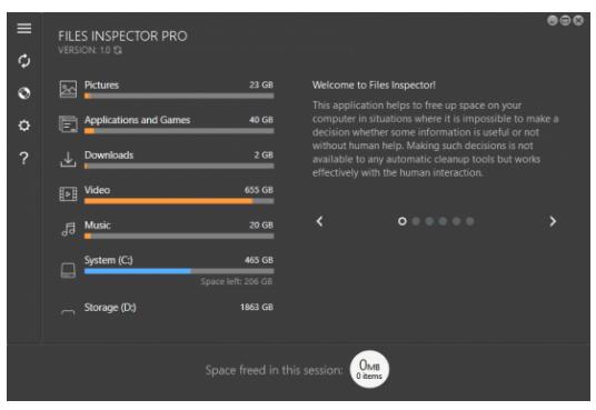 Files Inspector Pro