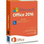 Microsoft Office 2016 Pro Plus 16.0.5071.1000 VL October 2020 [Latest]